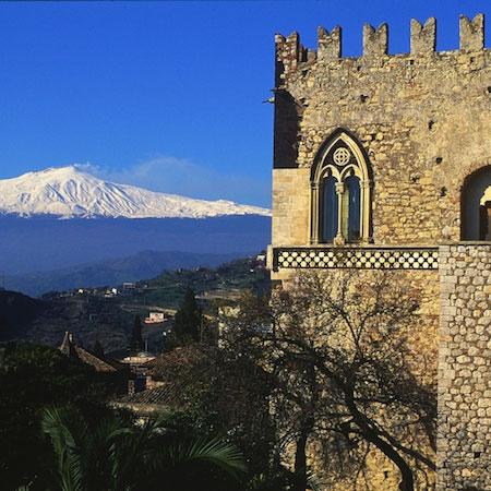 Taormina Baidazza Etna Sicily