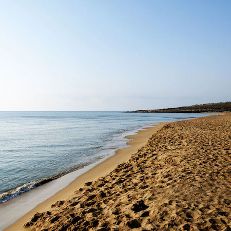 Vendicari - Eloro Beach - Sicily
