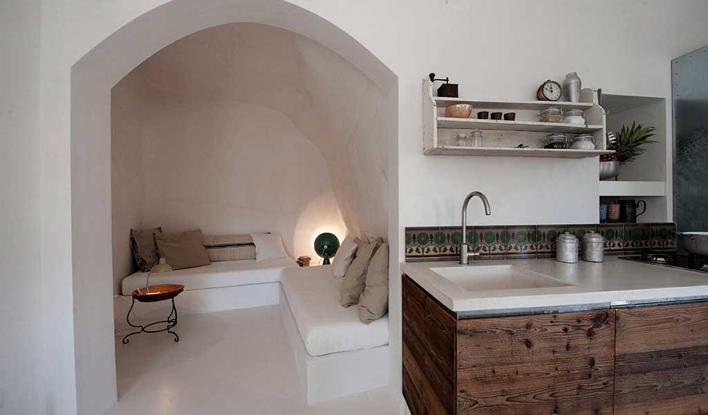 Casa Buendia kitchen