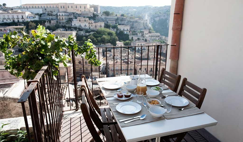 Casa Buendia terrace