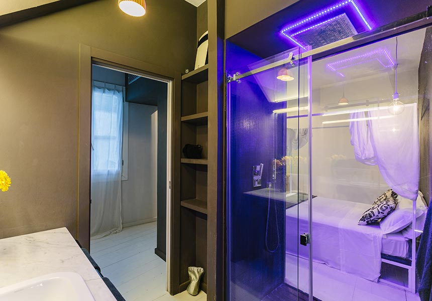 Casa Melli bathroom