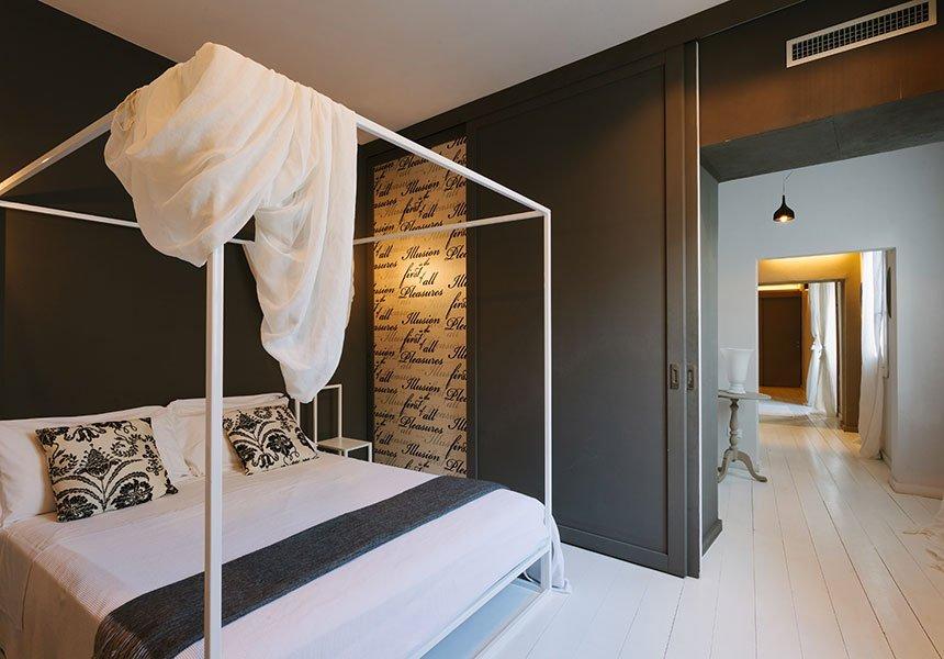 Casa Melli bedroom