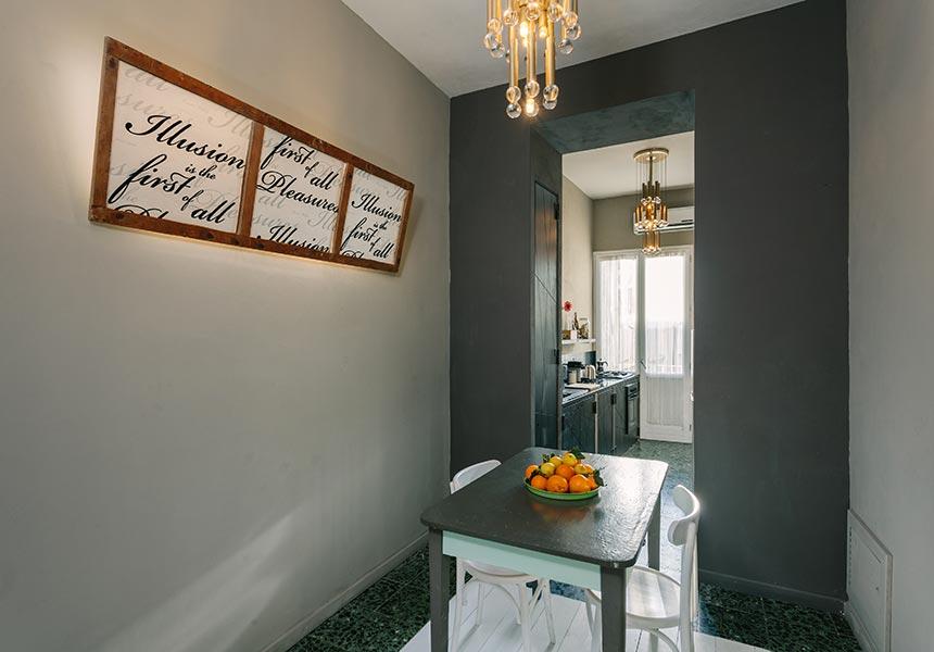 Casa Melli kitchen