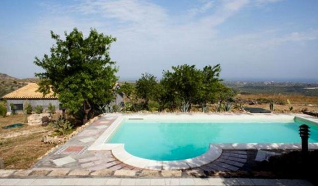 Villa Il Mandorlo pool
