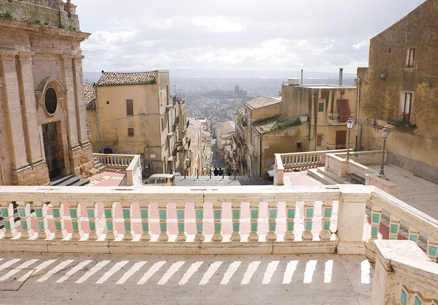 Scordia - Catania