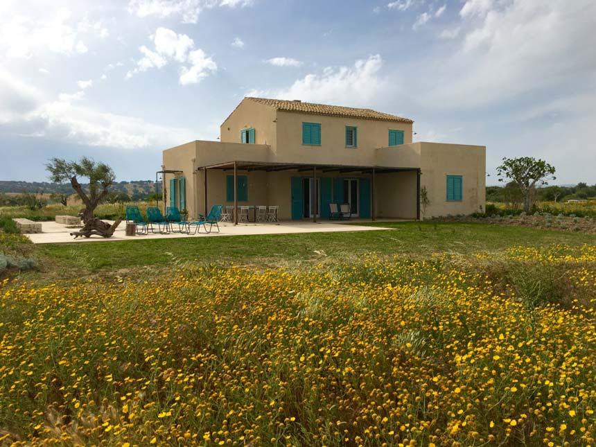 Villa Brezza exterior