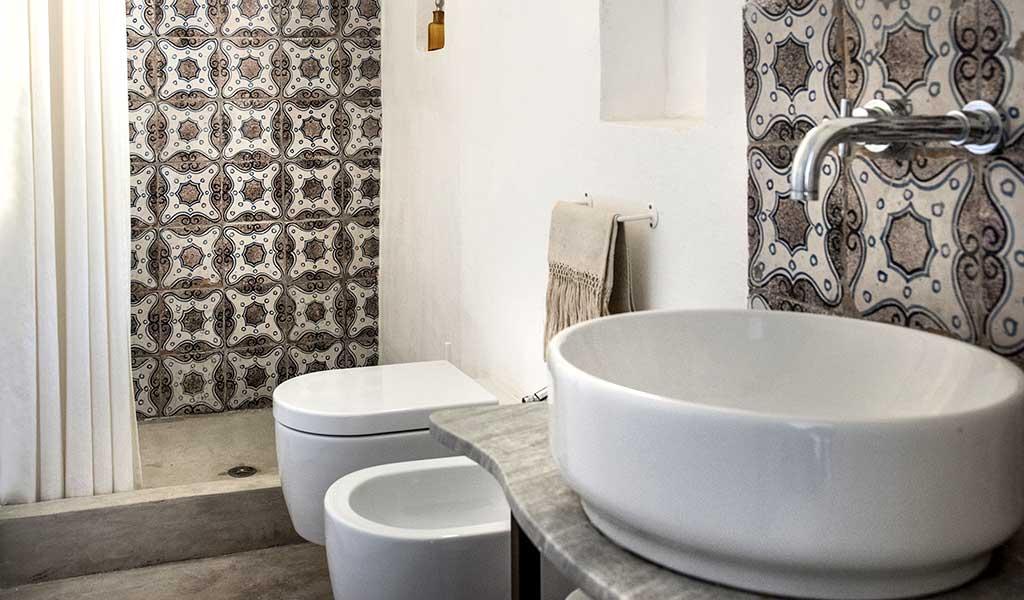 Villa Pampina Bathroom