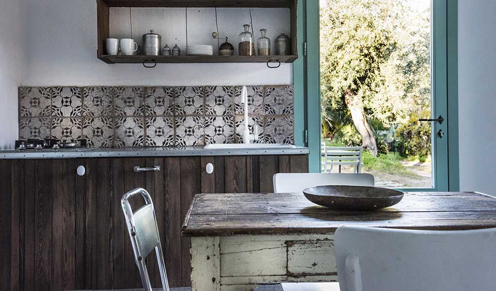 Villa Pampina Kitchen