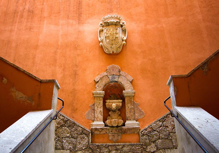 Colours of Taormina