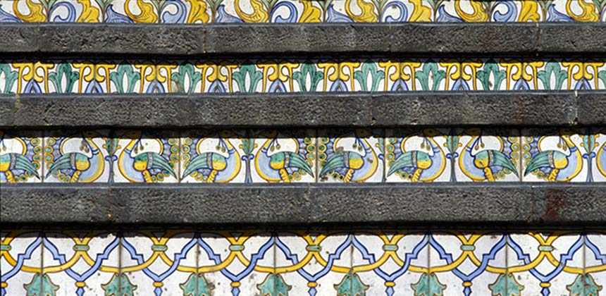 Art of Caltagirone - Sicily