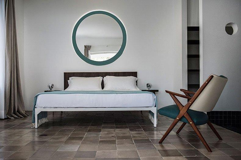 Casa Scoglio cerchio room