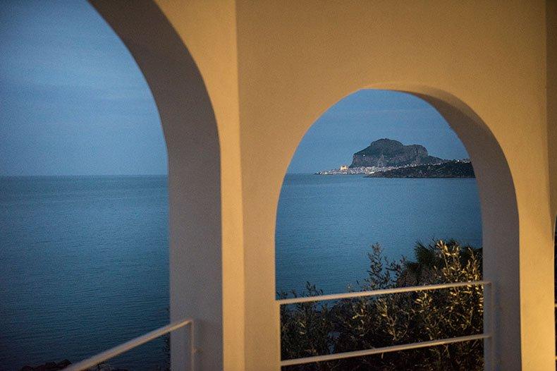 Casa Scoglio sea view