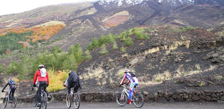 Etna Mountain Bike Tour