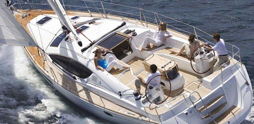 Sailing Yacht Sicily Odissey 40