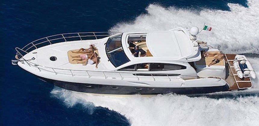 Sailing Yacht Sicily Alena 52