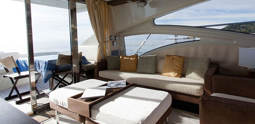 Sailing Yacht Sicily Azimut 68