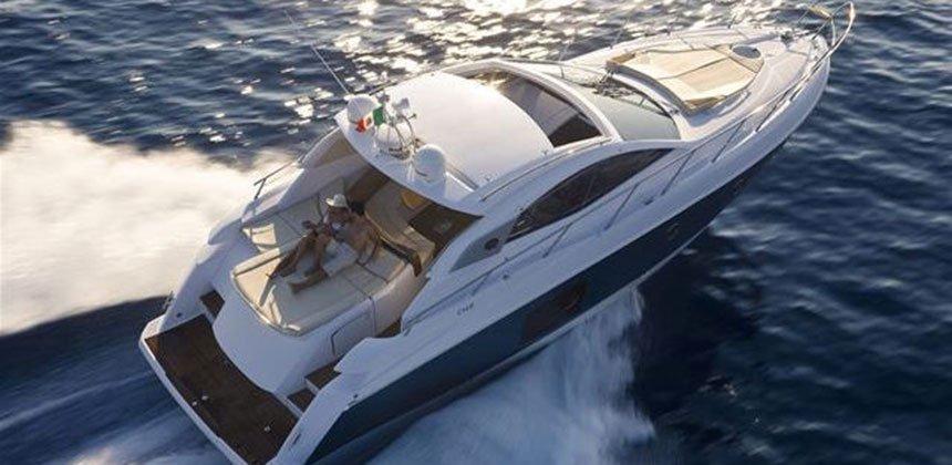Sailing Yacht Sicily Sessa c43