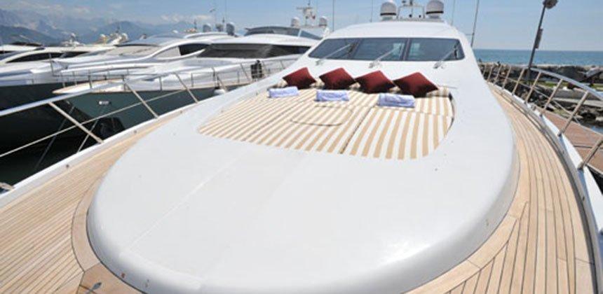 Sailing Yacht Sicily Mangusta 92