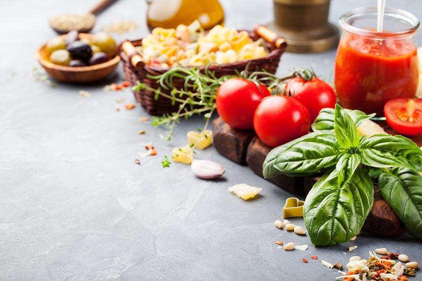 Fresh Food of Sicily