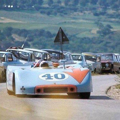 Porsche 908-3 Targa Florio 1970